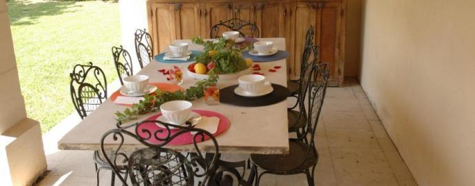 Maison de vacances de charme : la maison du Fada